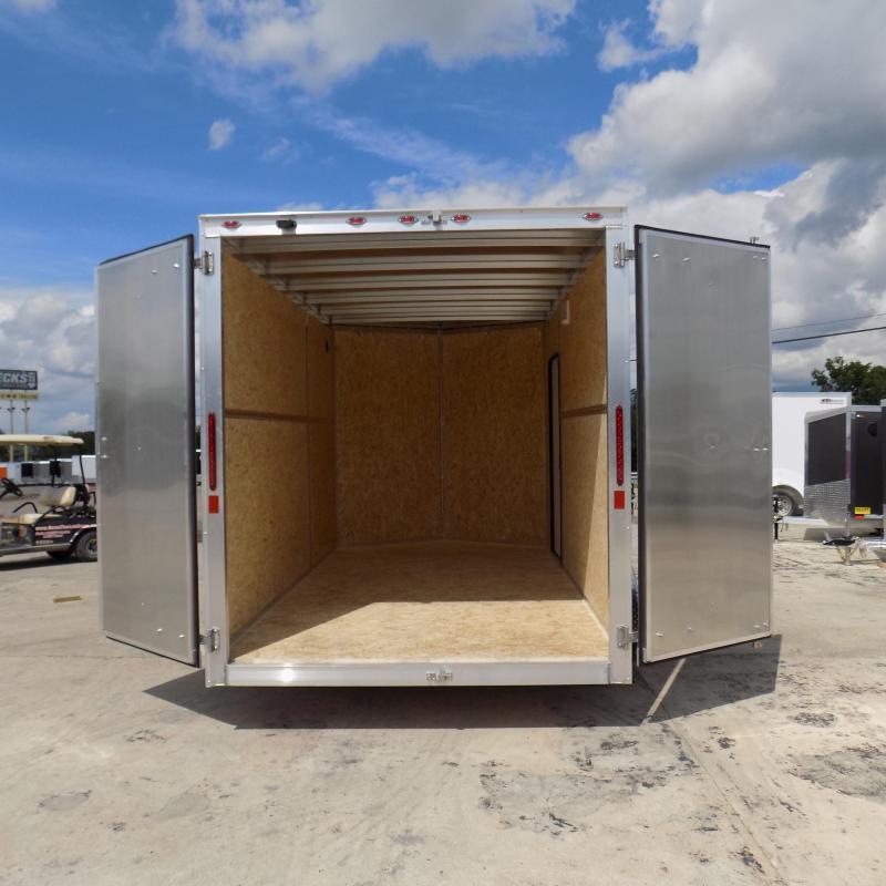New Legend Thunder 7' x 14 Aluminum Enclosed Cargo For Sale