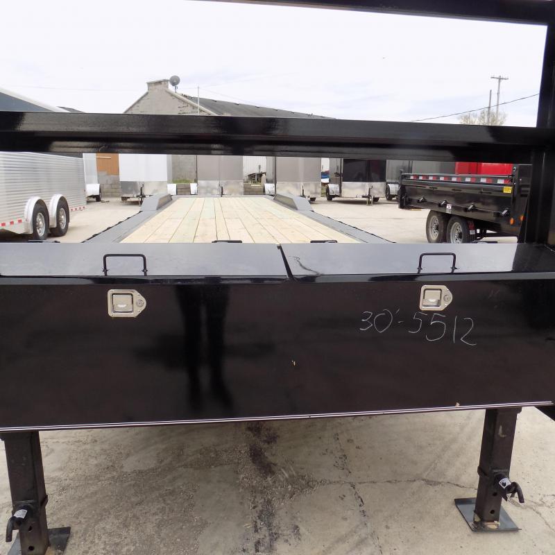 "New Load Trail 102"" x 36' Gooseneck Car / Equipment Trailer"