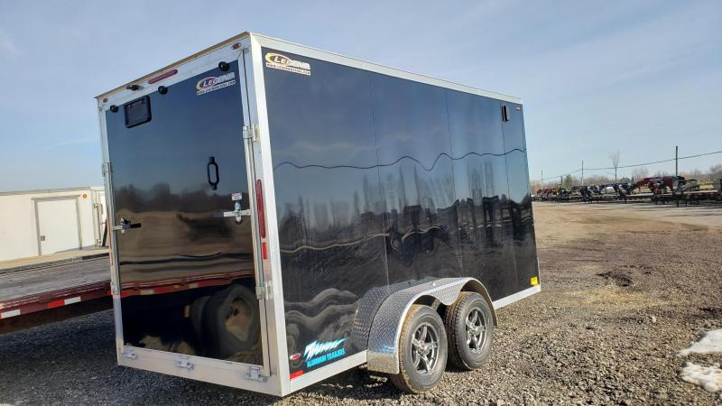 New Legend Trailers Used New 7 x 19 Legend Thunder Snow Trailer Snowmobile Trailer
