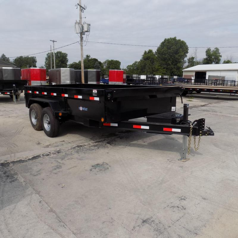 "New Norstar 83"" x 14' Dump Trailer For Sale in Ashburn, VA"