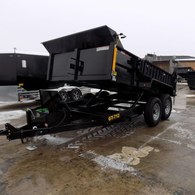 New DuraDump 7'X12' Dump Trailer for Sale