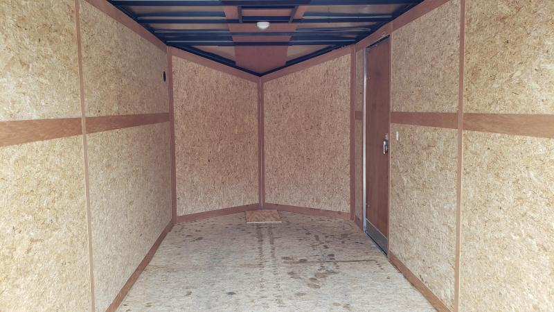 Used 2018 Stealth 7' x 14' Enclosed Cargo Trailer For Sale