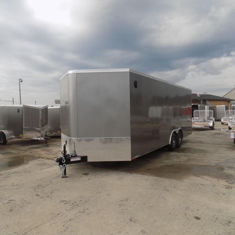 New Legend Trailers Cyclone V Nose 8.5X24STVTA52 in Ashburn, VA
