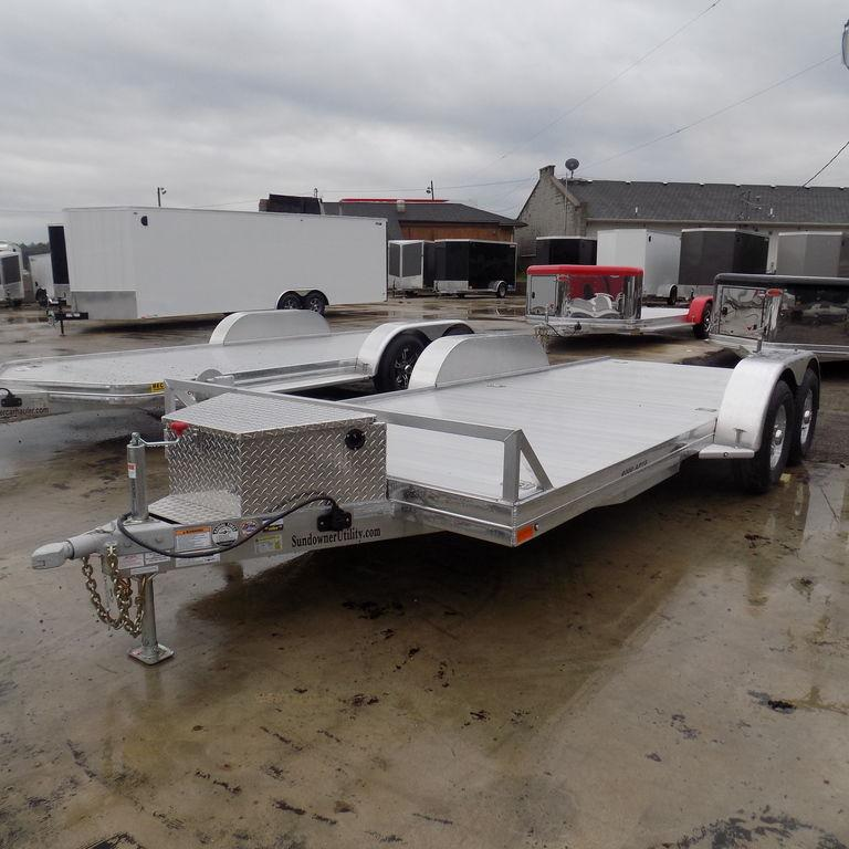 New Sundowner 4000AP 18' All Purpose Aluminum Utility Trailer