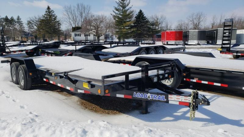 New Load Trail 22' Tilt Deck On Sale