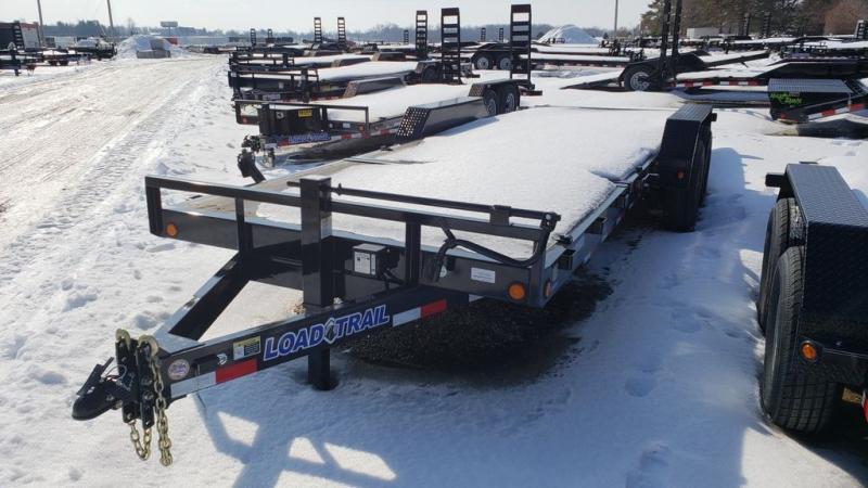 New Load Trail 22' Tilt Deck On Sale