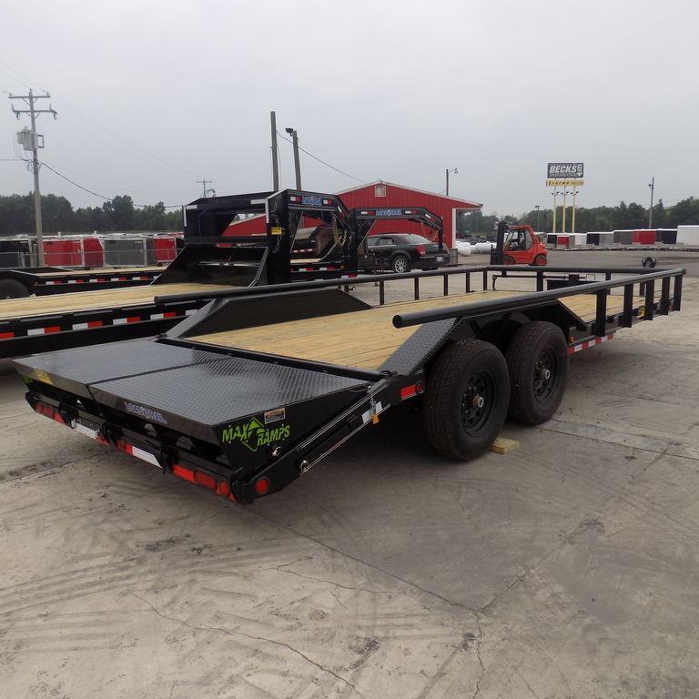 "New Load Trail CS14 102"" x 20' Open Car Hauler / Equipment Trailer for Sale"
