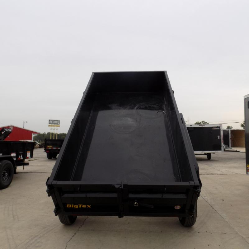 New Big Tex 10' Dump Trailer for Sale