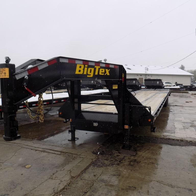 New Big Tex Trailers 22GN 35+5 | Beck's Trailer Store ... Big Tex Trailer Wiring Harness on