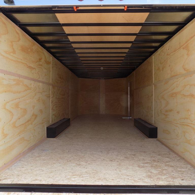 New Interstate 8.5' x 24' Enclosed Car Hauler Trailer for Sale