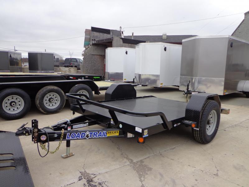"New Load Trail 77"" x 10' Tilt Scissor Hauler for Sale"
