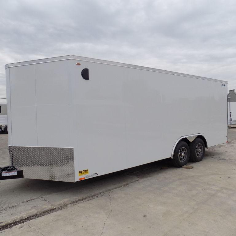 New Legend Trailers Cylcone Cyclone V Nose 8.5X22STVTA52 in Ashburn, VA