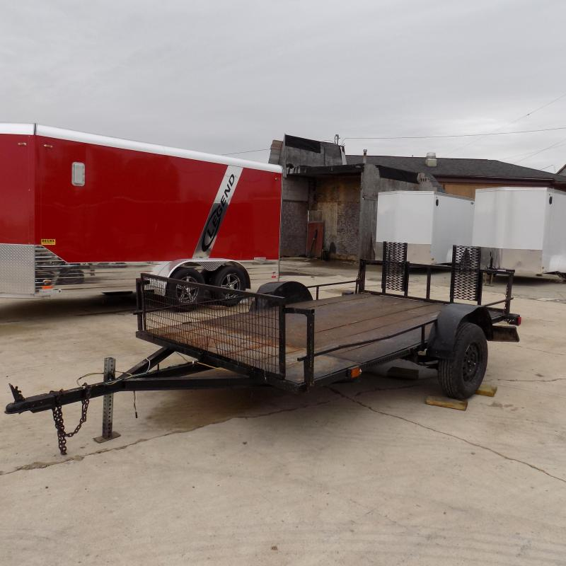 Used 6' x 10' Utility Trailer For Sale