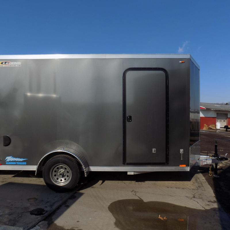 New Legend Thunder 7' x 14' Enclosed Cargo For Sale