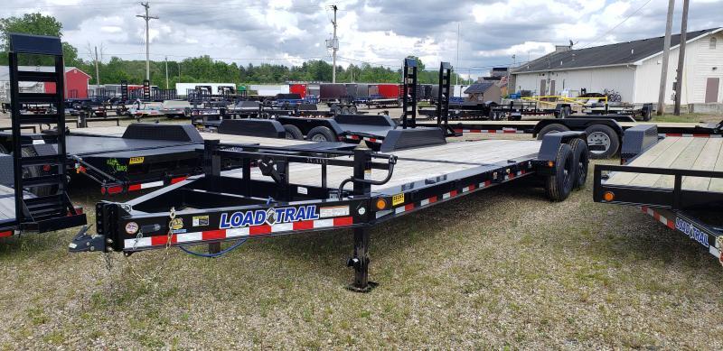 "New Load Trail TH14 83"" x 24' Tilt Deck Trailer"
