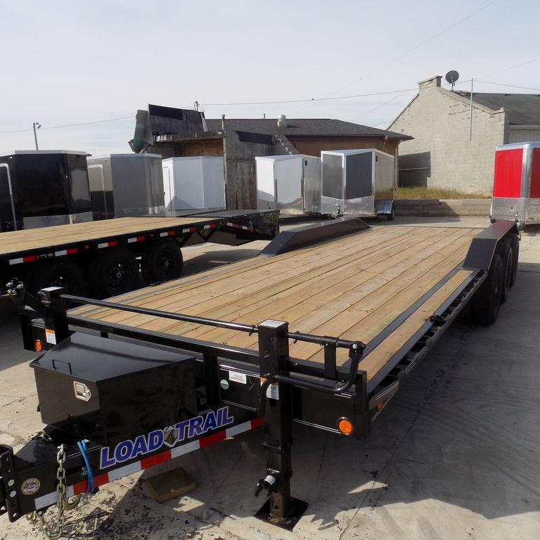 "2018 Load Trail 102"" x 24' Triple Axle Open Car Hauler-Payments of $149/mo. in Ashburn, VA"