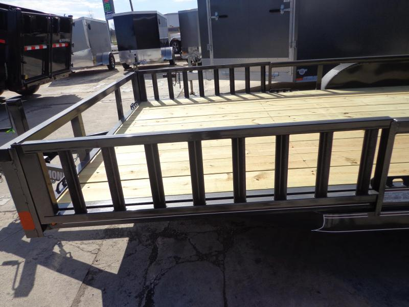 "New Diamond C Trailers 83"" x 16' Utility Trailer for Sale"