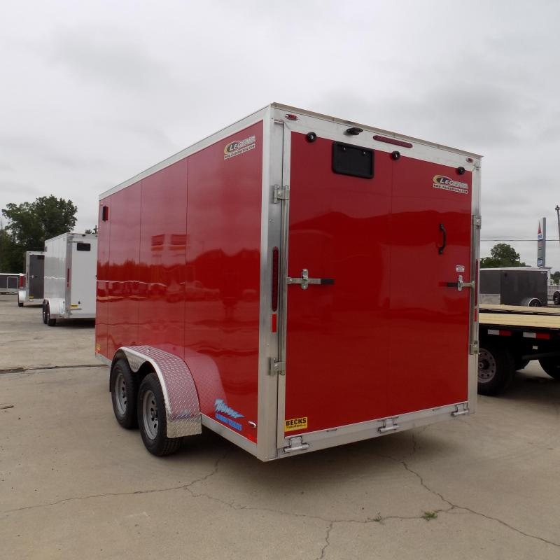 New Legend Trailers Legend Cyclone 7' x 14' Enclosed Cargo Trailer