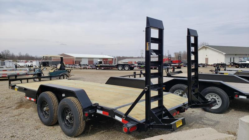 "New Load Trail CH14 Carhauler 83"" x 18' Open Car Hauler For Sale"