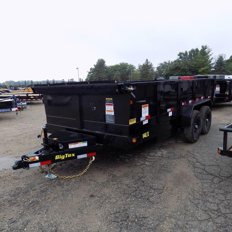 New BIG TEX TRUCK LOAD SALE!! 14LX-16 ZERO DOWN PAYMENTS