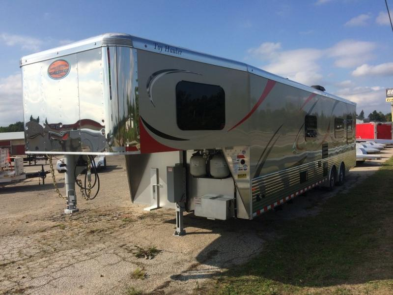 New Sundowner Trailers 39' Aluminum Toy Hauler - SUMMER CLEARANCE