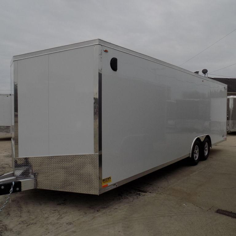 2018 Legend Trailers Explorer Series V Nose 8.5X26STVTA35