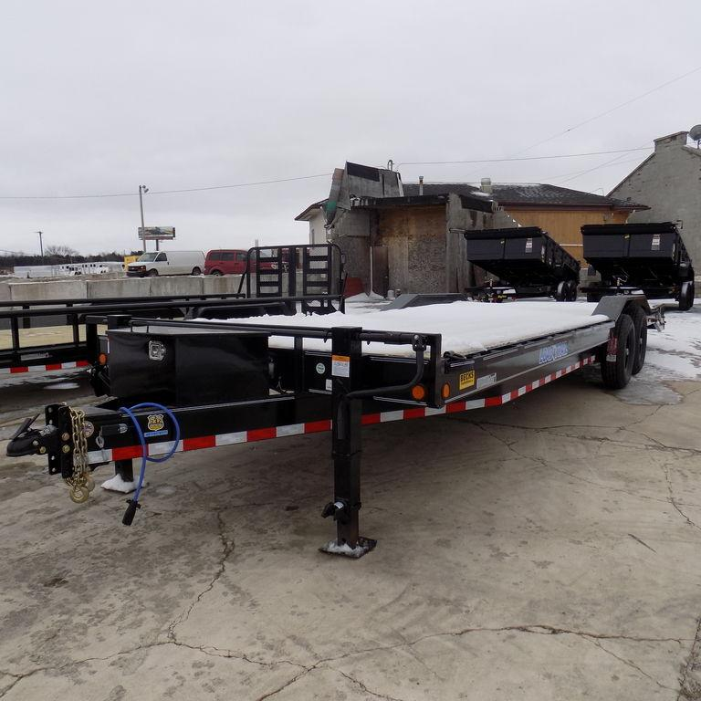 New Load Trail CH14 CH0226072 Open Car Hauler