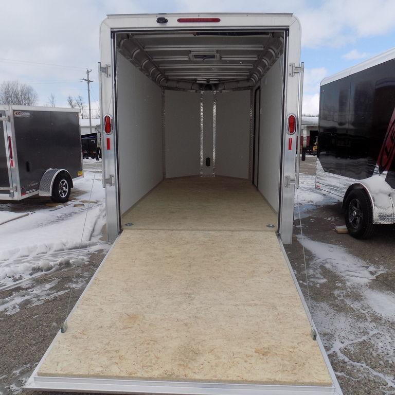 New Legend DVN 6' X 15' Aluminum Enclosed Cargo Trailer For Sale