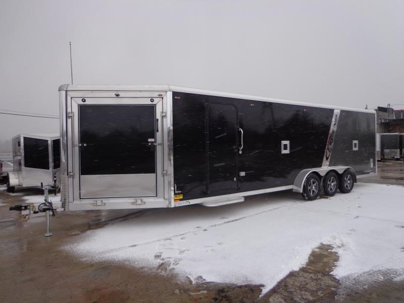 New Legend Trackmaster 7' x 31' Triple Axle Snowmobile Trailer - Best Built! in Ashburn, VA