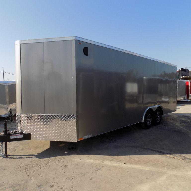 New Legend Cyclone 8.5' x 24' Enclosed Car Hauler For Sale