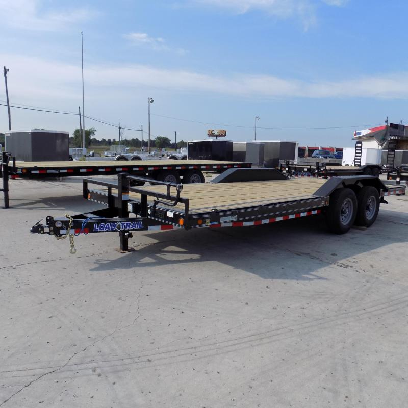 "New Load Trail102"" x 20' Open Car/Equipment Trailer"
