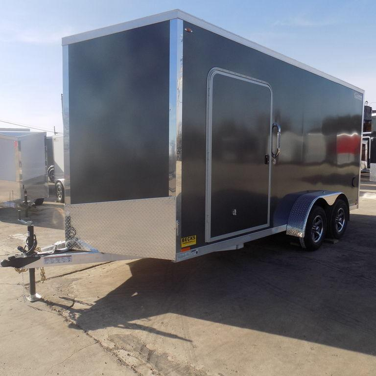 2018 Legend Trailers Explorer Cargo Series V Nose 7X18EVTA35