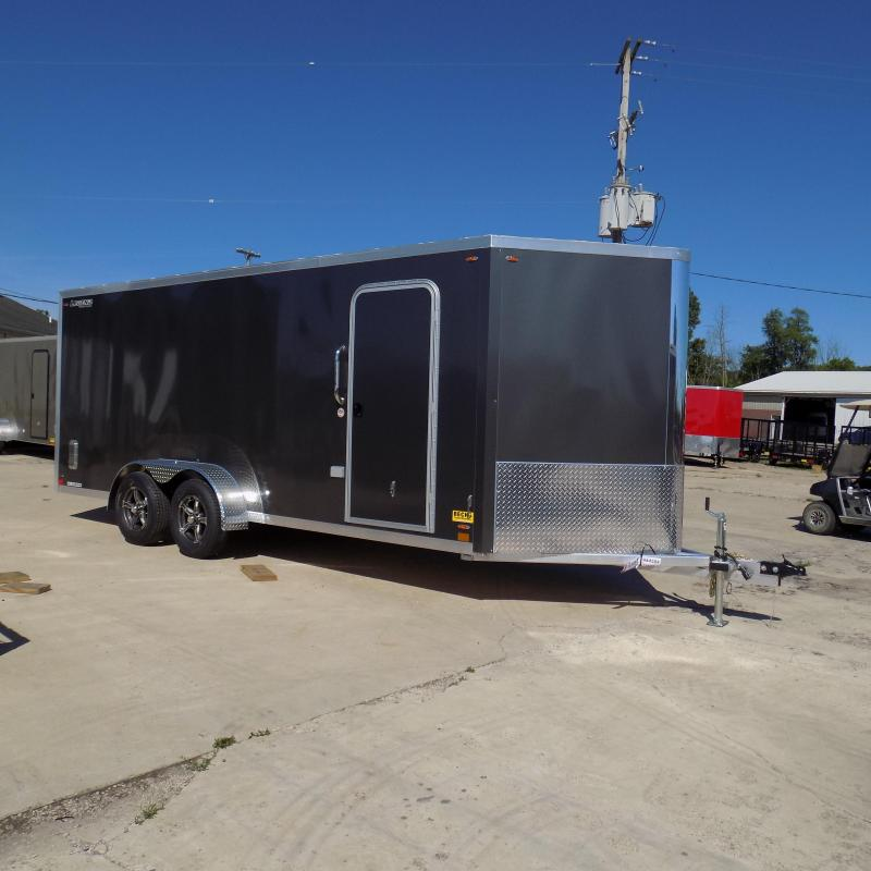 New Legend FTV 7' X 21' Enclosed Aluminum Cargo Trailer For Sale