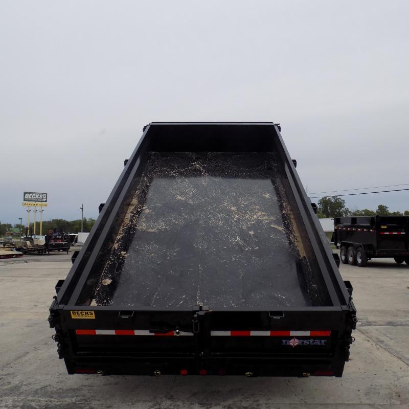 "New Norstar 83"" x 14' Dump Trailer For Sale"