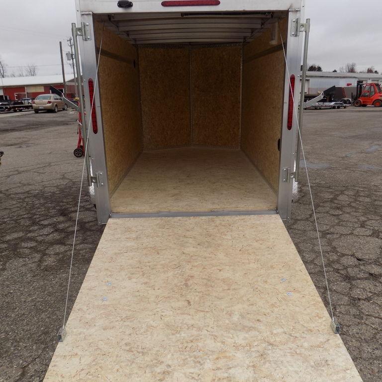 New Legend Thunder 5' x 9' Aluminum Cargo Trailer for Sale