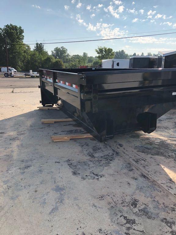 New Load Trail Drop-N-Go Roll Off 14' Dump Box