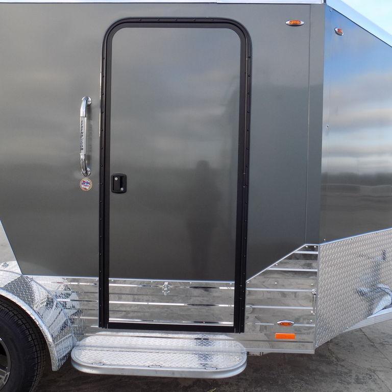 New Legend DVN 6' X 13' Aluminum Enclosed Cargo Trailer For Sale