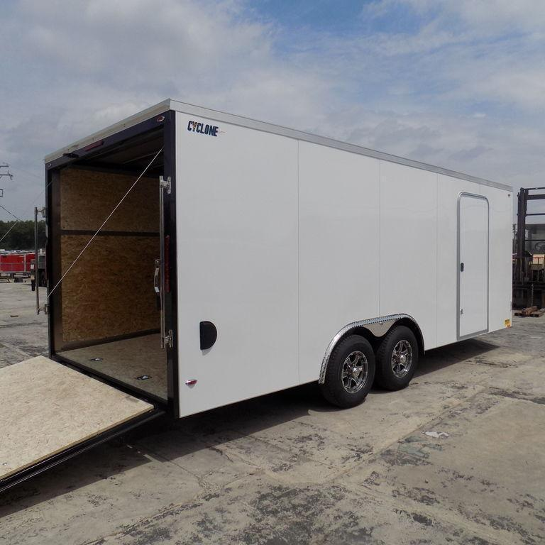 New Legend Cyclone 8.5' x 22' Enclosed Car Hauler For Sale