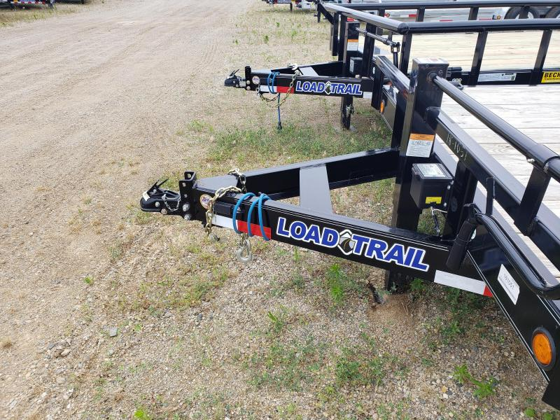 """New Load Trail 83"""" x 22' Open Car/Equipment Trailer For Sale"""