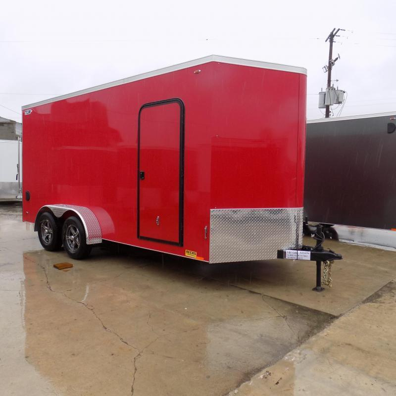 New Legend Cyclone 7' x 18' Enclosed Cargo Trailer For Sale