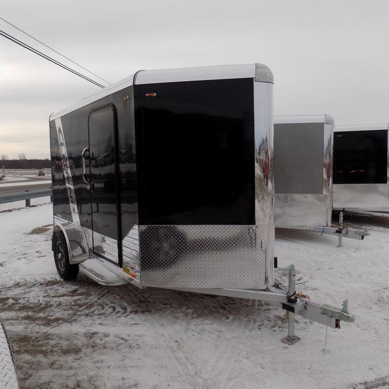 New Legend DVN 6' X 13' Aluminum Enclosed Trailer For Sale