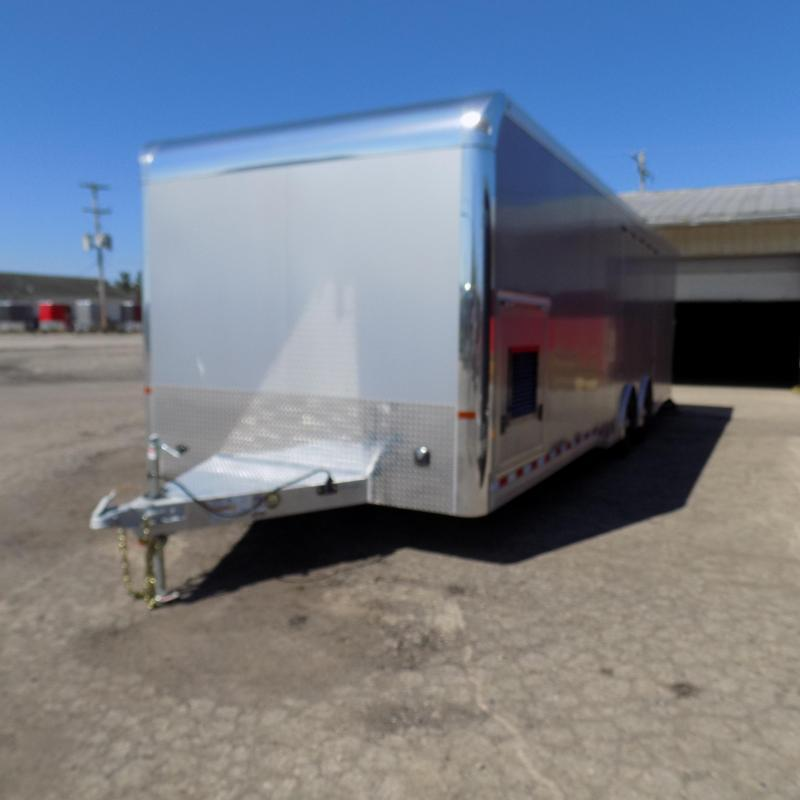New Sundowner Trailers 8.5' x 28' Race Series Trailer With Premier Escape Door