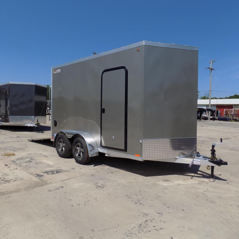 New Legend Thunder V Nose 7' X 14' Enclosed Cargo Trailer For Sale
