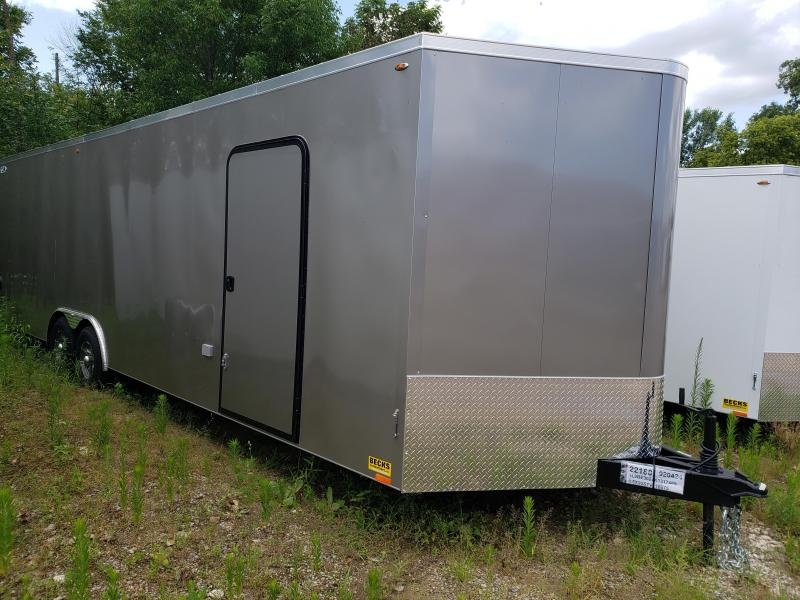 New Legend Cyclone 8.5' x 30' Enclosed Car Hauler For Sale