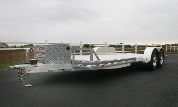 2020 Sundowner Trailers 4000AP20 Flatbed Trailer