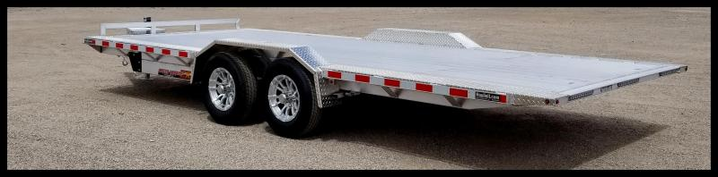 2019 H&H Trailers 82 x 20 Aluminum Power Tilt EX SpeedLoader