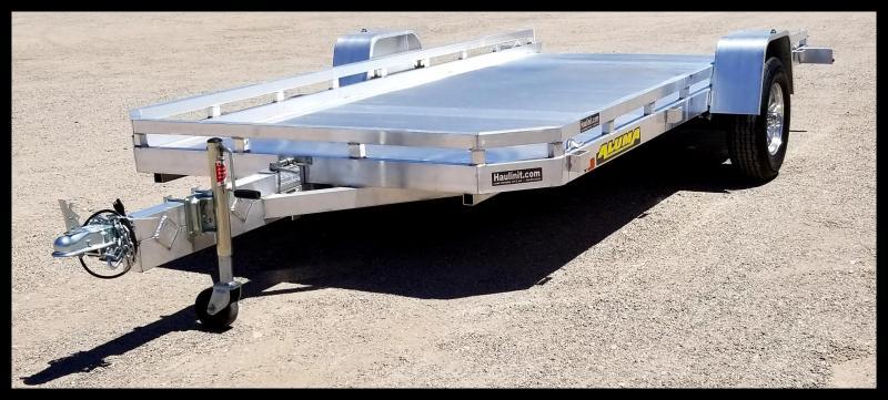 2020 Aluma 7814TILT-S-TR Flatbed Trailer