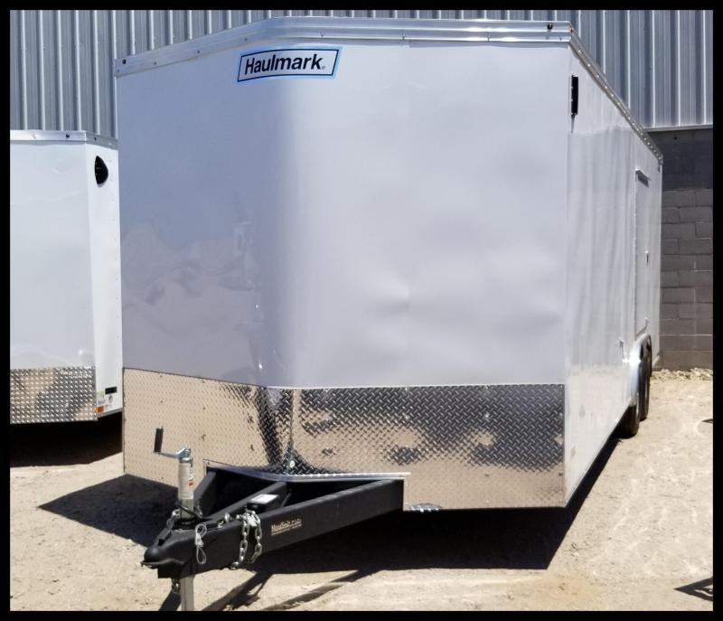 2019 Haulmark 8.5 x 24 Enclosed Car Hauler Trailer Enclosed Cargo Trailer