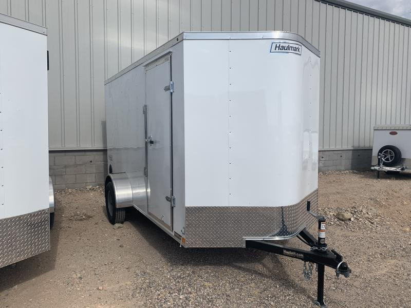 2019 Haulmark 6 x 12 Enclosed Cargo Trailer