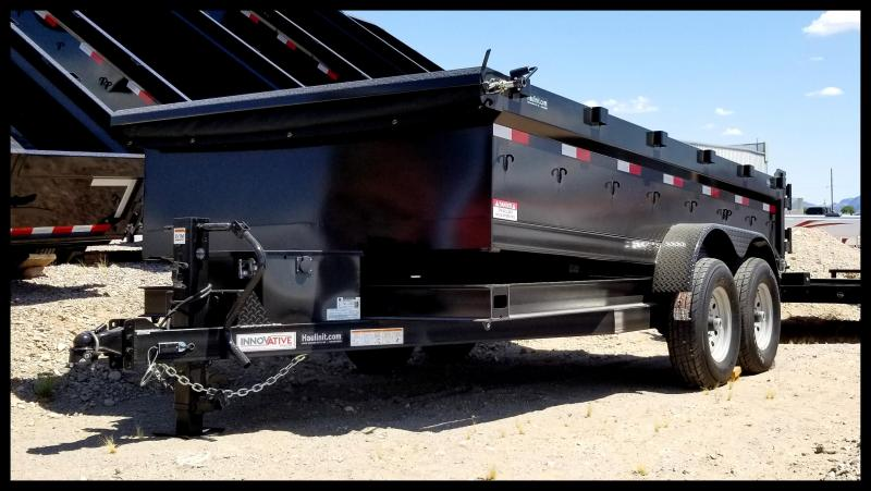 2020 Innovative 83 x 14 Dump Trailer 14000 GVWR